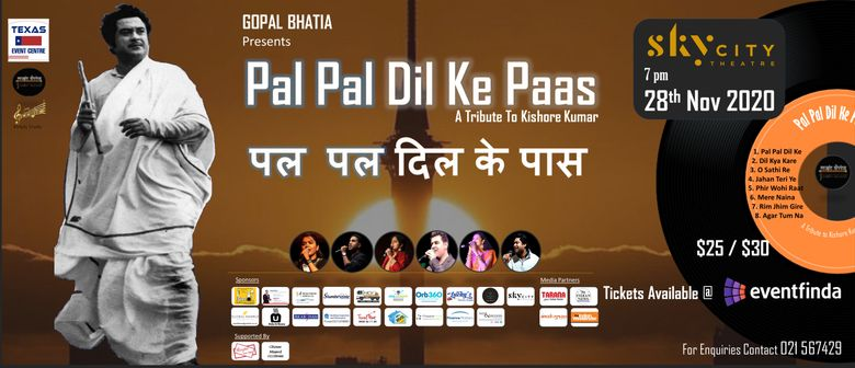Gopal Bhatia Presents -Pal Pal Dil Ke Paas