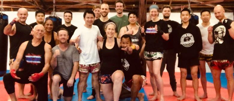 Free Thai Kickboxing Class