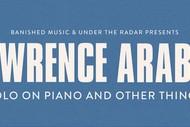 Lawrence Arabia - Single NZ Tour