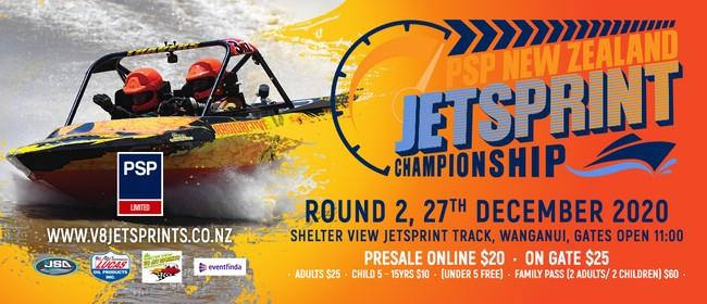2020/21 PSP New Zealand Jetsprint Championship: Round 2