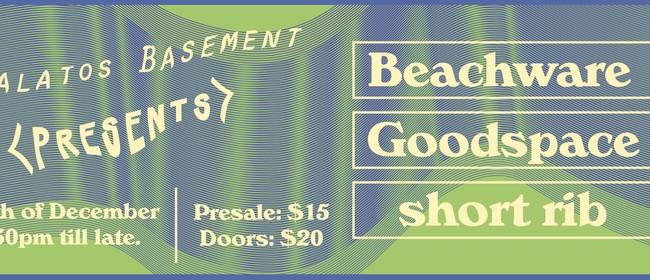 Beachware -  Goodspace - Short Rib
