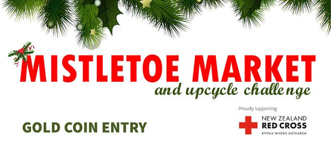Mistletoe Market and Upcycle Challenge