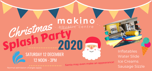 Christmas Splash Party 2020