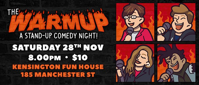 The Warmup - Comedy Night