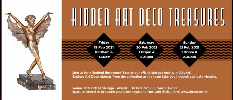 Hidden Art Deco Treasures