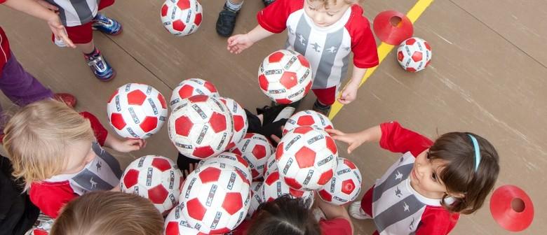 Little Kickers - Pre-school Football