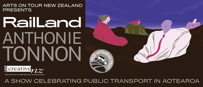 Rail Land - Anthonie Tonnon: CANCELLED