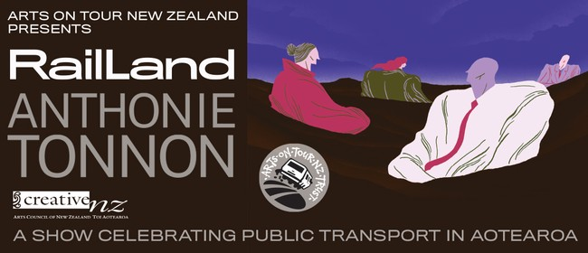 Rail Land - Anthonie Tonnon: CANCELLED