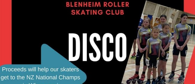 Blenheim Speed Skating Nationals Disco Fundraiser
