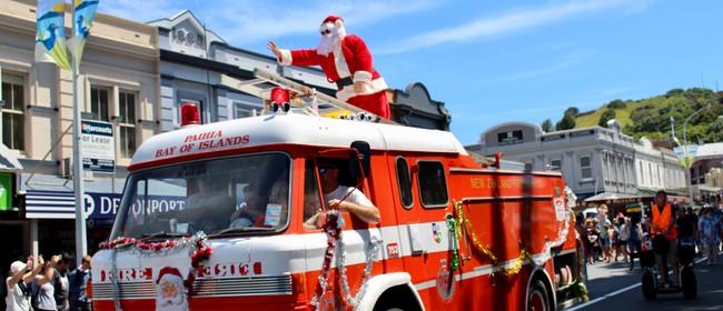 Devonport Lions Santa Parade and Christmas Festival