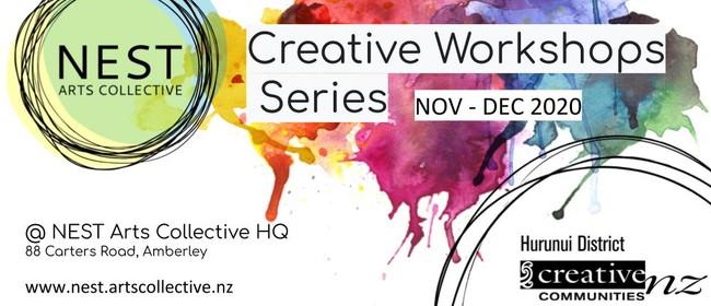 NEST Arts Collective - Creative Workshop Series
