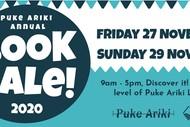 Puke Ariki Annual Book Sale