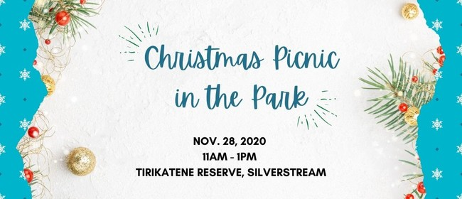 Christmas Picnic in the Park