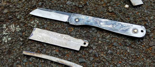 Pocket Knife making