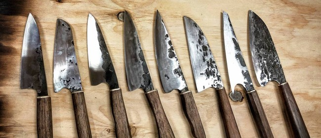 Chef's Knife Making
