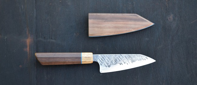 Sushi Knife and Saya