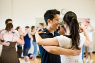 Absolute Beginners Latin & Social Ballroom Class