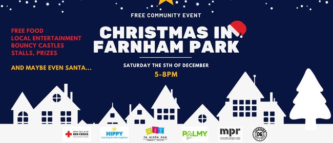 Christmas in Farnham Park 2020