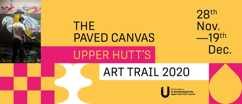 The Paved Canvas - Upper Hutt's Art Trail