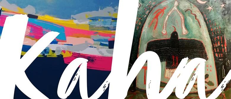 Kaha - Exhibition Featuring Nicola Jackson and Emma Hercus