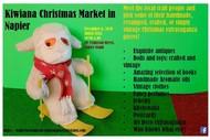 Kiwiana Christmas Market in Napier