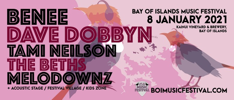 Bay of Islands Music Festival