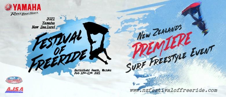 Yamaha NZ Festival of Freeride