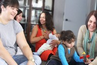 La Leche League- Monthly Breastfeeding Support Group