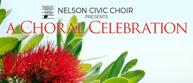 Nelson Civic Choir presents 'A Choral Celebration'