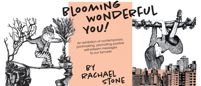 Blooming Wonderful You Exhibition and Opening
