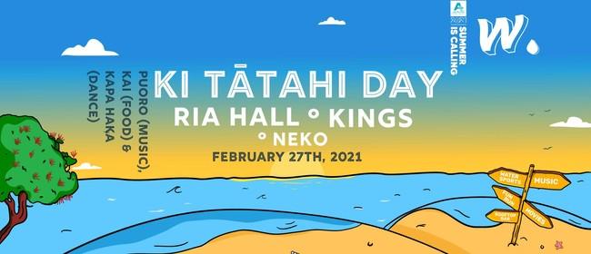 Ki Tātahi Day