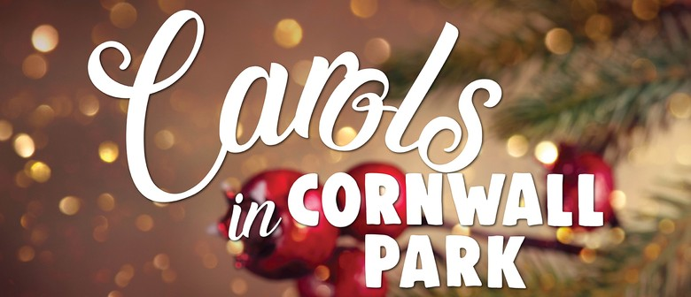Carols in Cornwall Park 2020