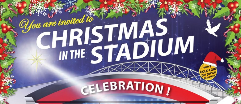 Dunedin Christmas 2021 Christmas In The Stadium With Suzanne Prentice And Others Dunedin Eventfinda
