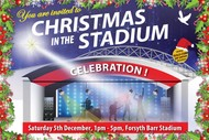 Christmas In the Stadium with Suzanne Prentice and Others