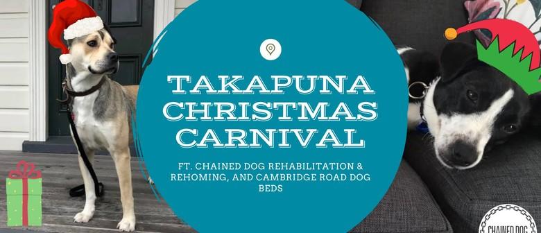 CDRRNZ at the Takapuna Christmas Carnival