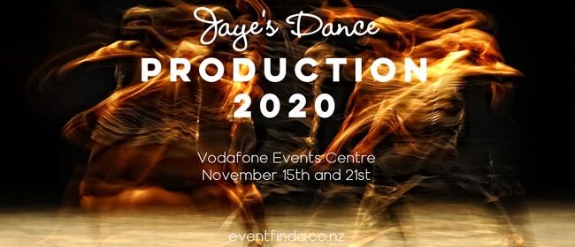Jaye's Dance Production 2020