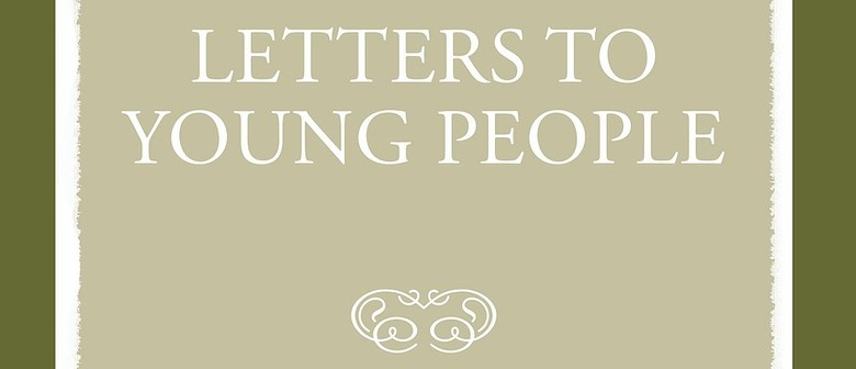 Book Launch - Letters To Young People by Glenn Colquhoun