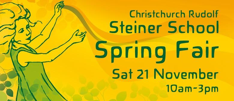 The Christchurch Rudolph Steiner School Fair 2020