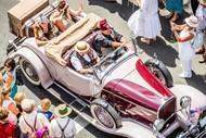 Vintage Car Parade