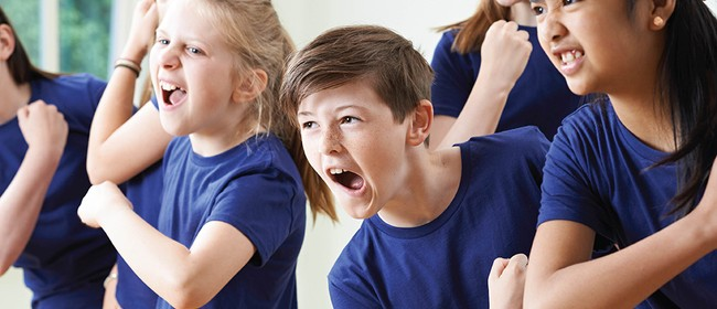 Theatre Games TAPAC Holiday Programme (Ages 7+)
