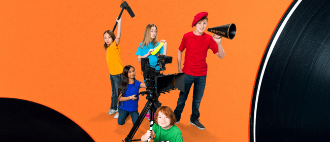 Make a Music Video Holiday Programme (Ages 8-13)