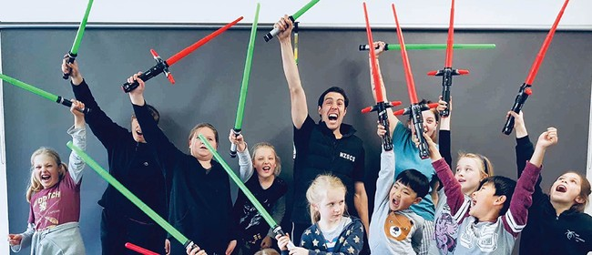 Superhero Stage Combat Holiday Programme (Ages 7+)
