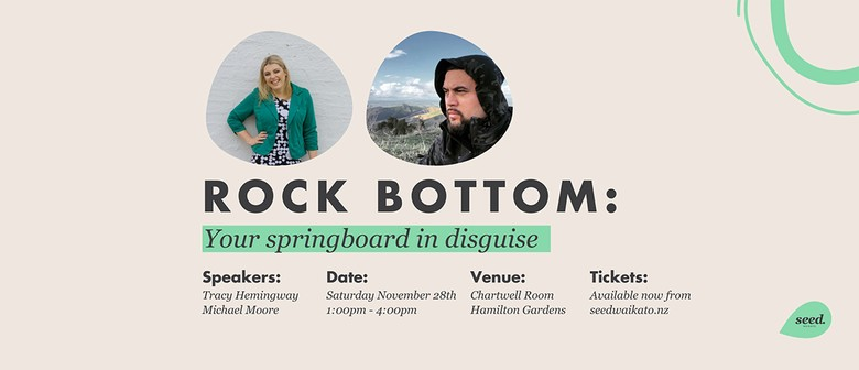 Rock Bottom: Your Springboard in Disguise
