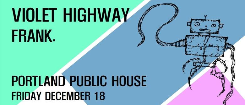 Violet Highway and Frank Take on Portland Public House
