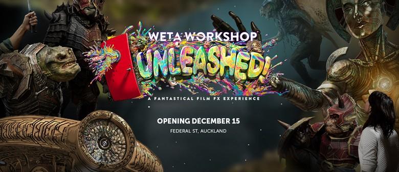 Weta Workshop Unleashed Opening Week