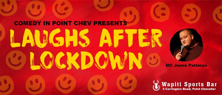 Wednesday Night Comedy in Point Chev: Laughs After Lockdown