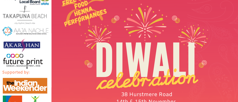Takapuna Diwali Celebration