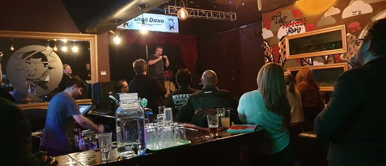 Tuesday Open Mic