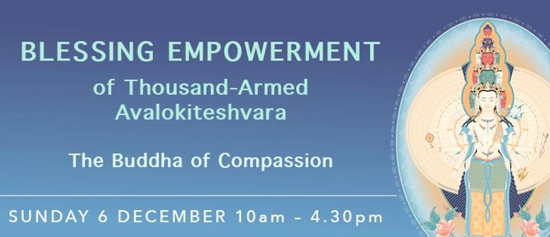 Blessing Empowerment of Thousand-Armed Avalokiteshvara
