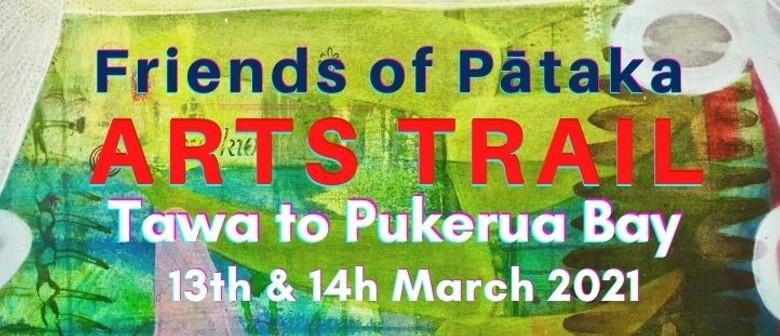Friends of Pātaka Arts Trail